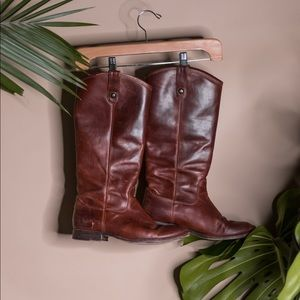 Frye Billy Knee High Boots 9.5